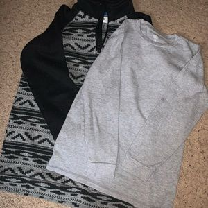 Boys Old Navy Lot of 2 Tops Size XL